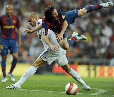 El Real Madrid Barcelona Arrasa En La Sexta